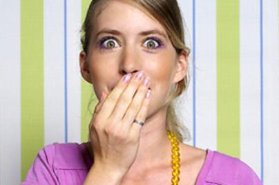 a rossz lehelet okozza a nőknél