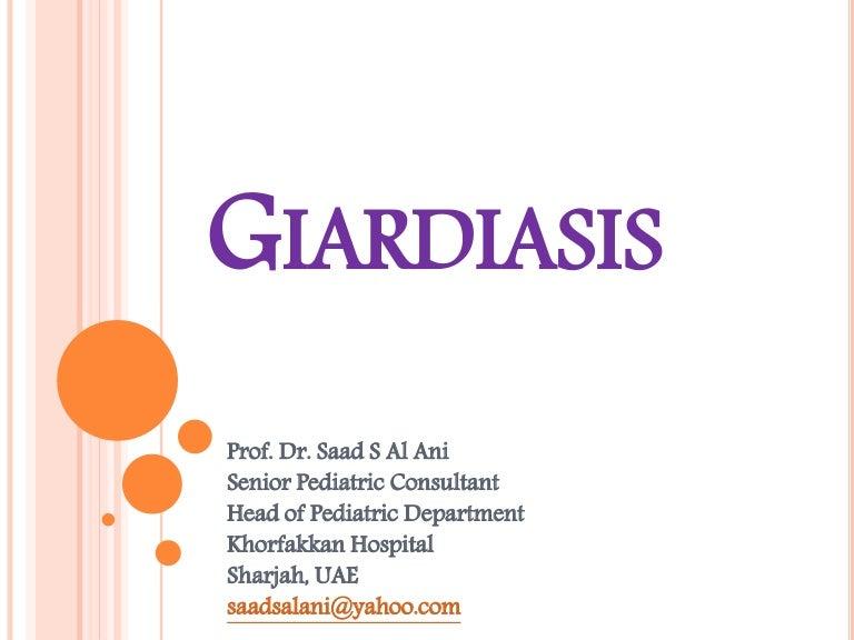 giardiasis meaning in english nagy szalagféreg