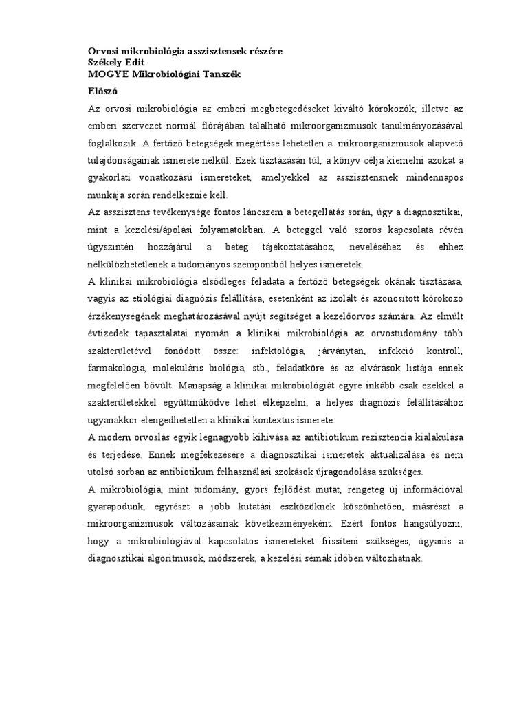 a spirális trichinella morfológiai tulajdonságai