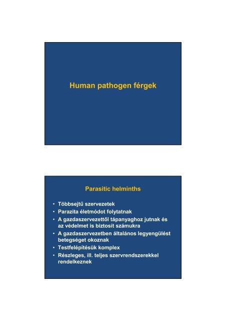 parazita profilaktikus tabletta gyógyszer férgek szoptatás alatt