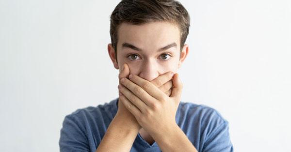 gyógyítsa meg a rossz leheletet az orrból