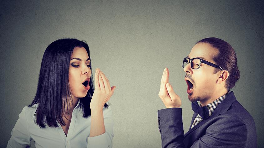 hogyan lehet megszüntetni a rossz leheletet férgek és kerek férgek különbsége