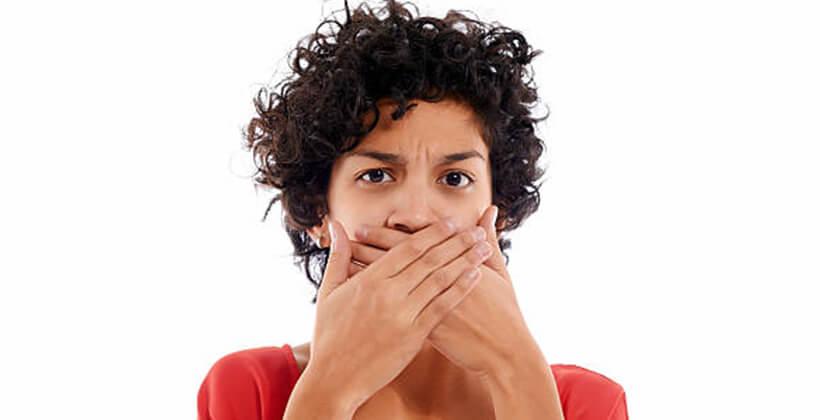 Ne legyen tabutéma! Mi okozhatja a rossz leheletet?, Fogyás és rossz lehelet