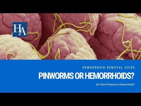pinworm tünetek felnőttek fórumán