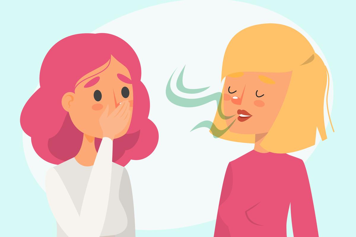 12-kor rossz lehelet, Szájszag: innen tudhatja, hogy pszichés eredetű vagy betegséget jelez