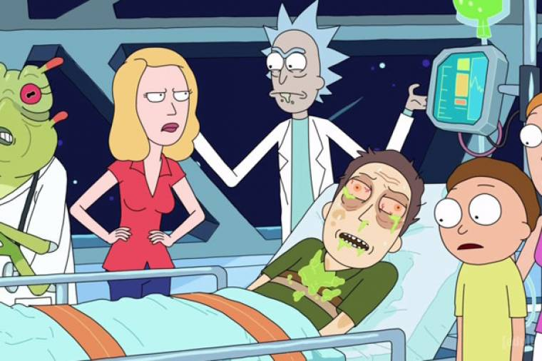 Rick és morty paraziták)