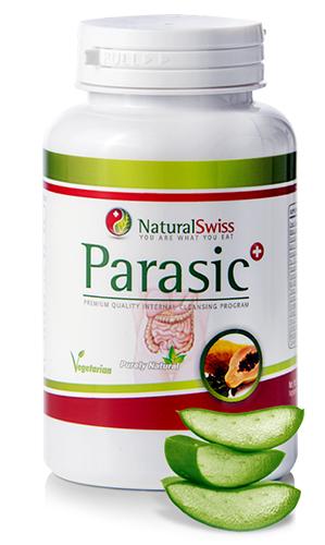 Paraziták peroxidos tisztítása